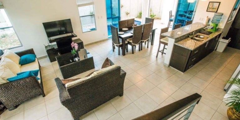 Casa Serenidad House For Rent Downstairs
