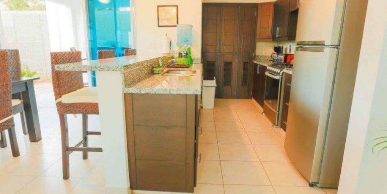 Casa Serenidad House For Rent Kitchen