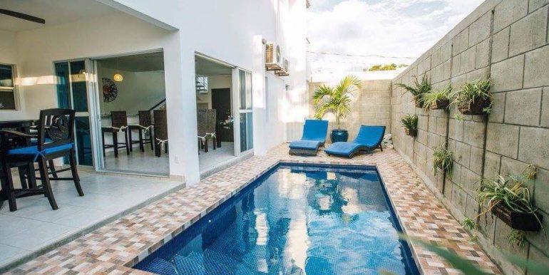 Casa Serenidad Pool