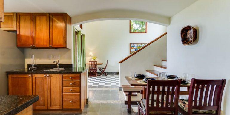 Villa Carmen Luxury Villa Rental Dining Room