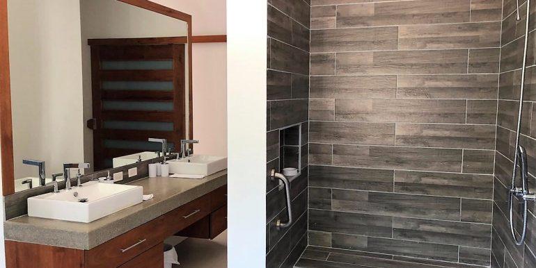 Wheelchair Accessible Villa Mare Bathroom