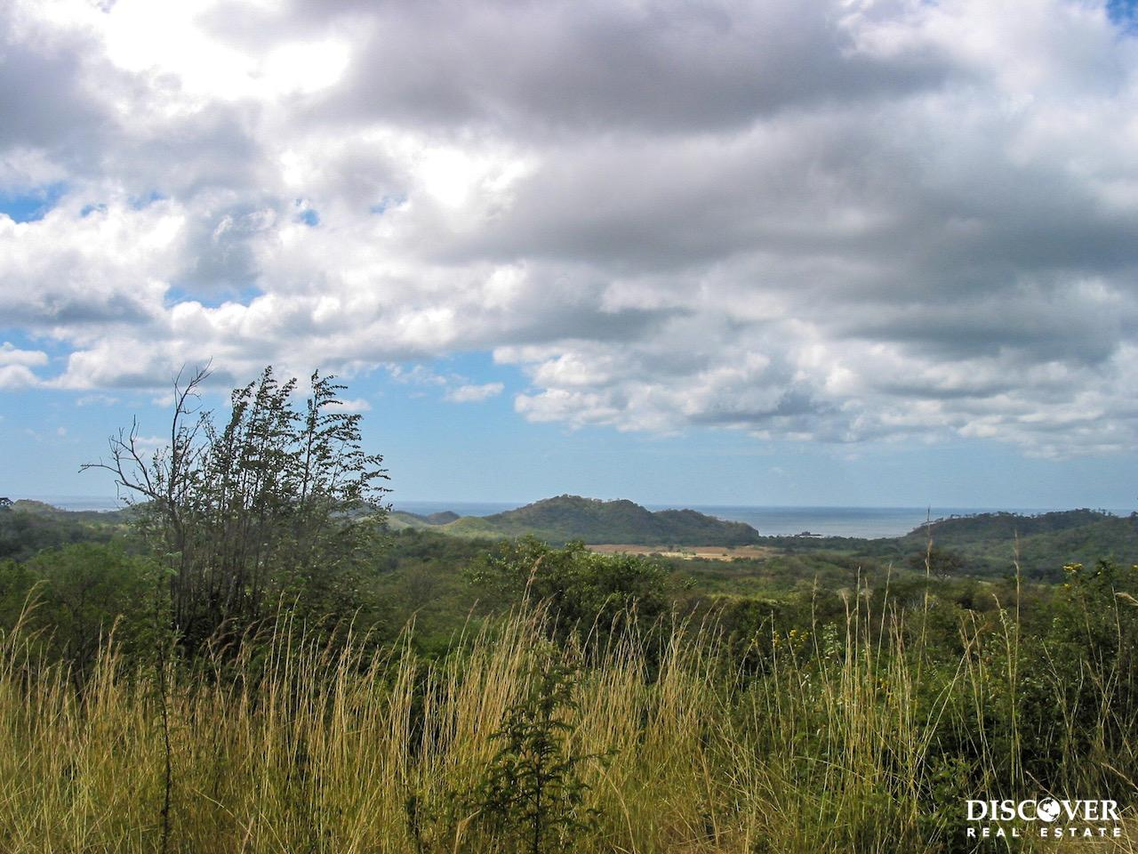 25 Acre Ocean View Lot for Sale Overlooking Playa Marsella<span class=