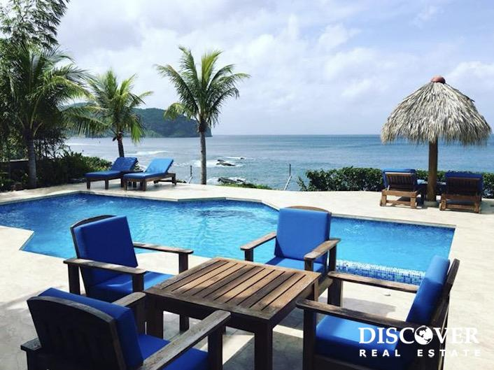 2 Bedroom Oceanfront House for Rent in Pacific Marlin<span class=