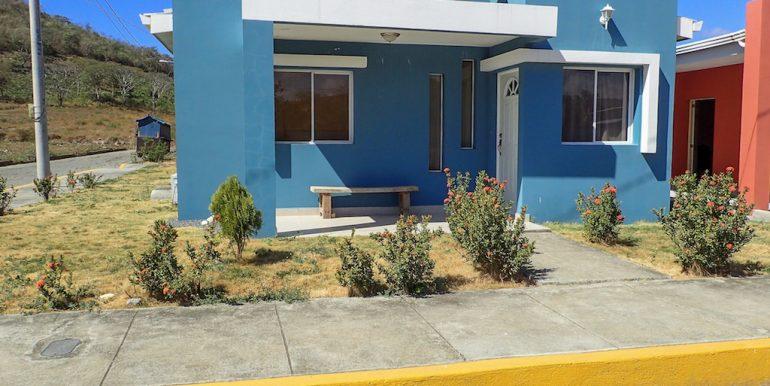 Las Delicias Small House Model