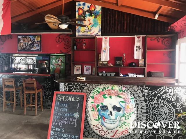 Rojo Loco – Successful Beachfront Bar & Restaurant for Sale