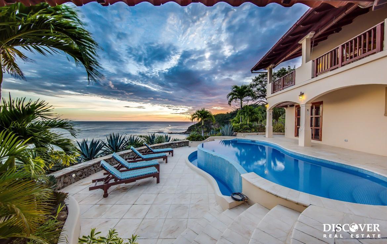 2 Bedroom Cala Azul Luxury House in San Juan del Sur Nicaragua