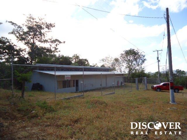 Commercial Warehouse for Rent Outside San Juan del Sur<span class=