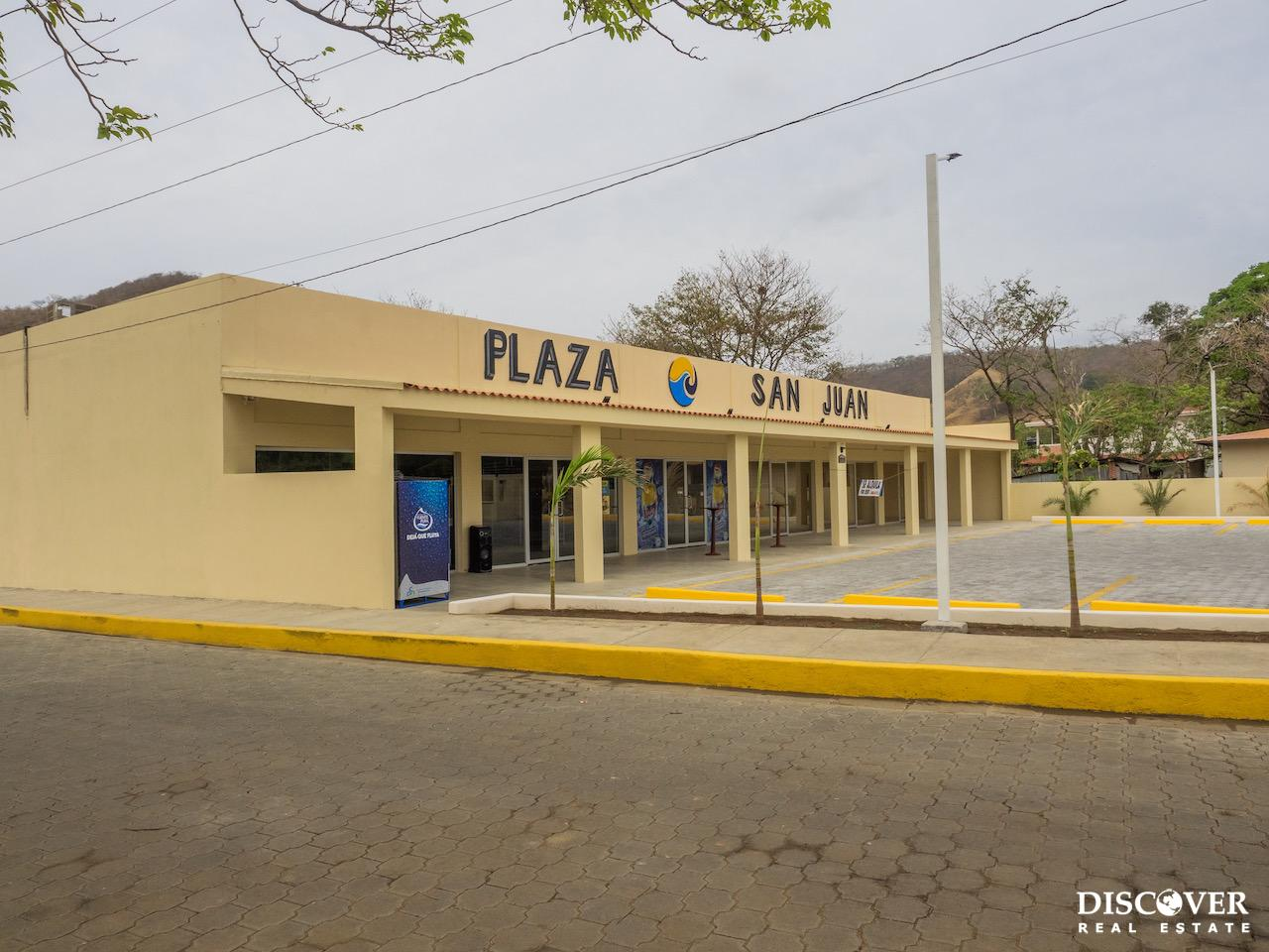 Plaza San Juan – 4 Unit Commercial Building for Sale in Las Delicias<span class=