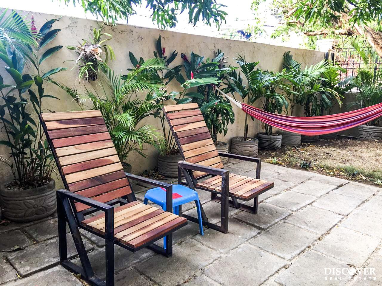 Furnished Central Apartment for Rent in San Juan del Sur<span class=