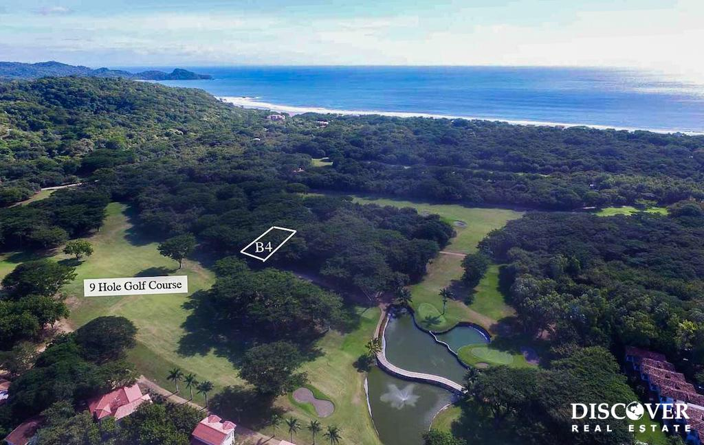 Hacienda Iguana – 967 m² Golf Lot B4 at Playa Colorado