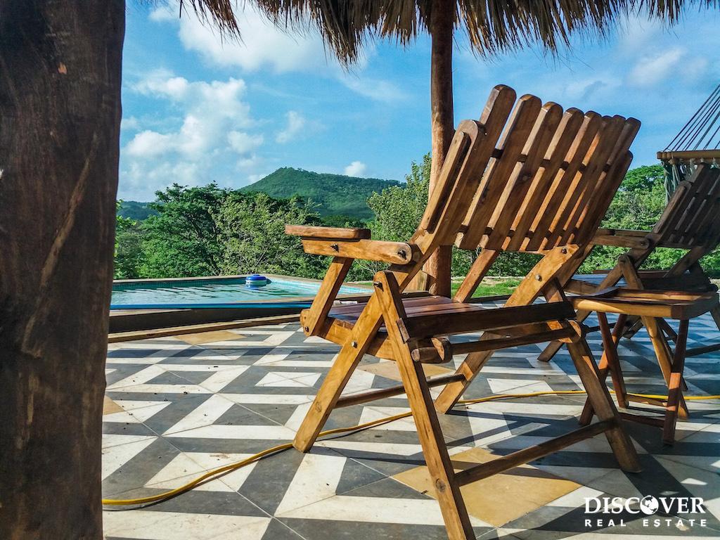 Off Grid Las Delicias Property with Great Rental Potential