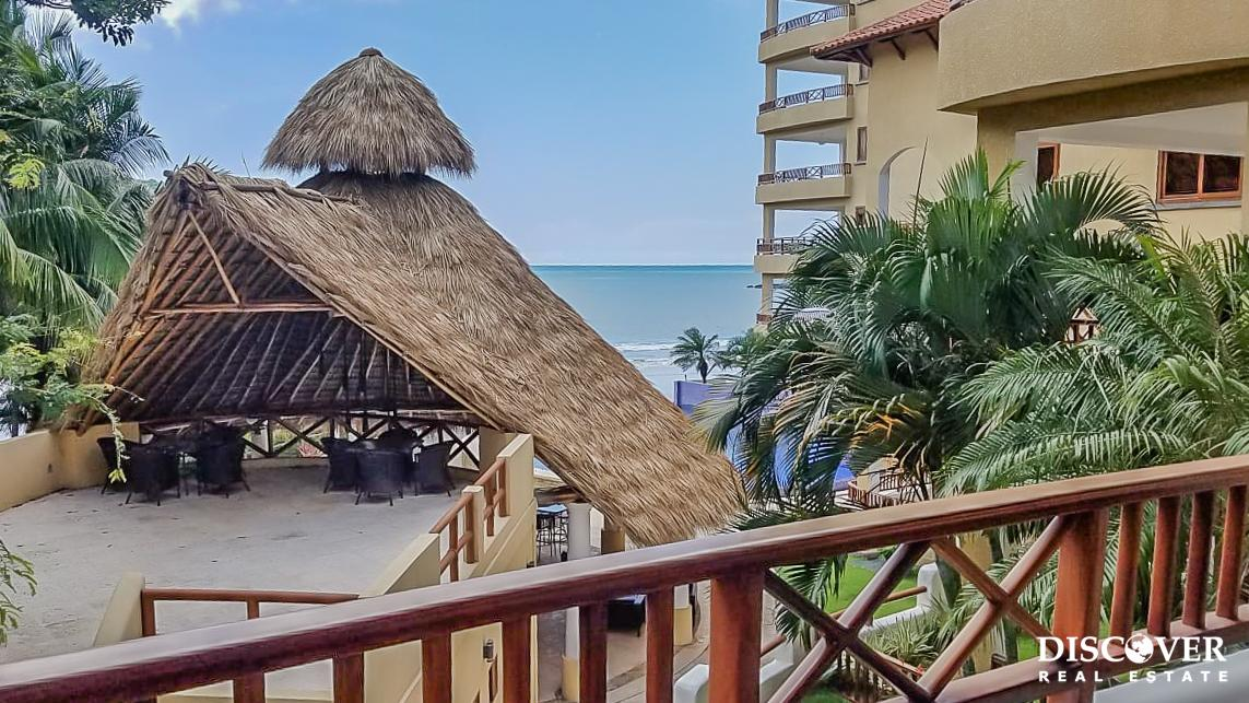 Beachfront Apartment with Ocean Views for Sale in La Talanguera