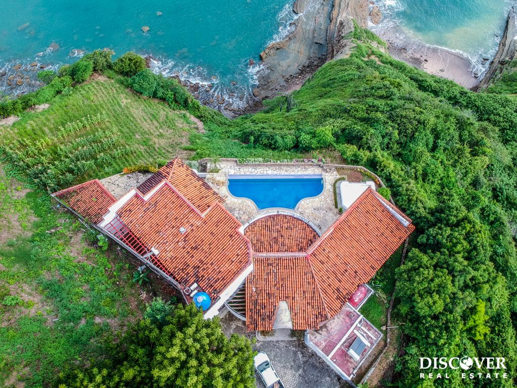 Pacific Marlin Ocean View 2 Story House Overlooking San Juan del Sur