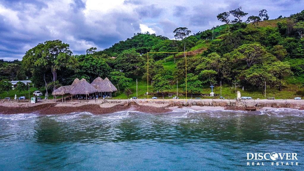 Playa Remanso Beachfront Lot for Sale – One of a Kind!