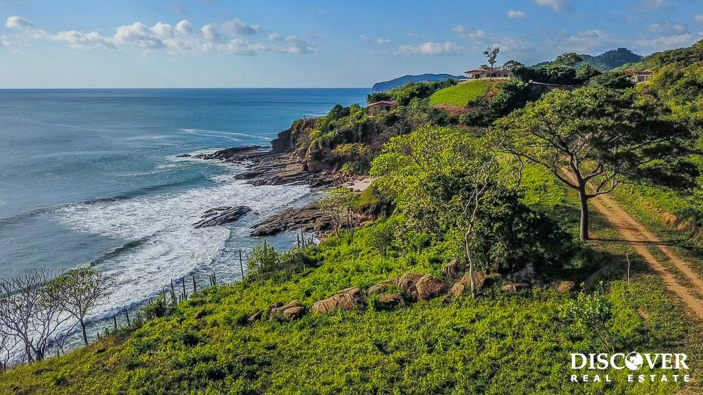 Secluded Oceanfront Lot for Sale at Playa Remanso