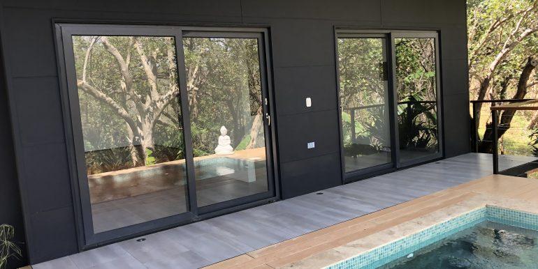 Forest House Sliding doors