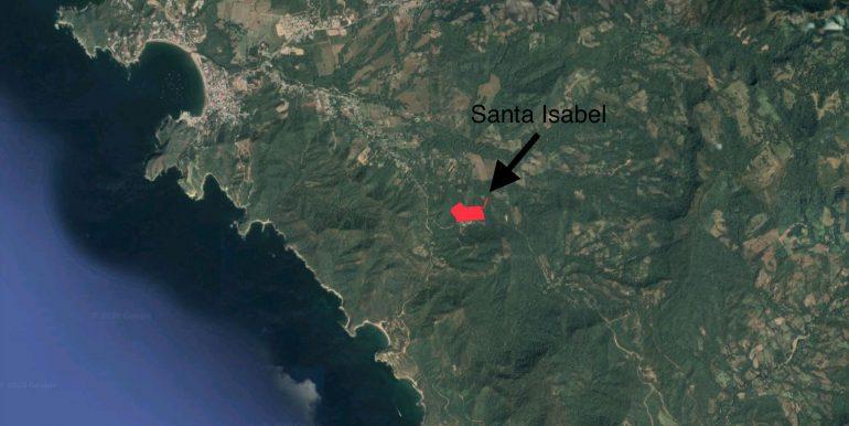Santa Isabel property location