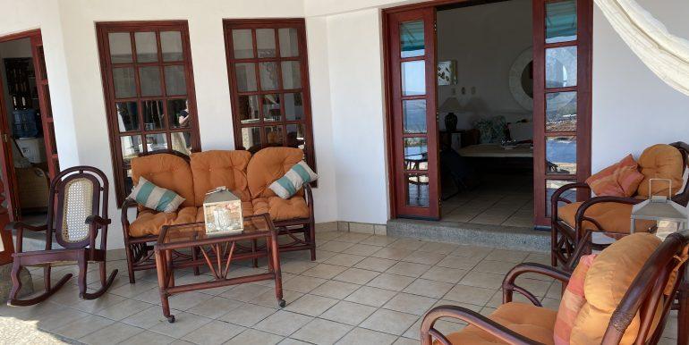 Casa Mariposa Patio furniture