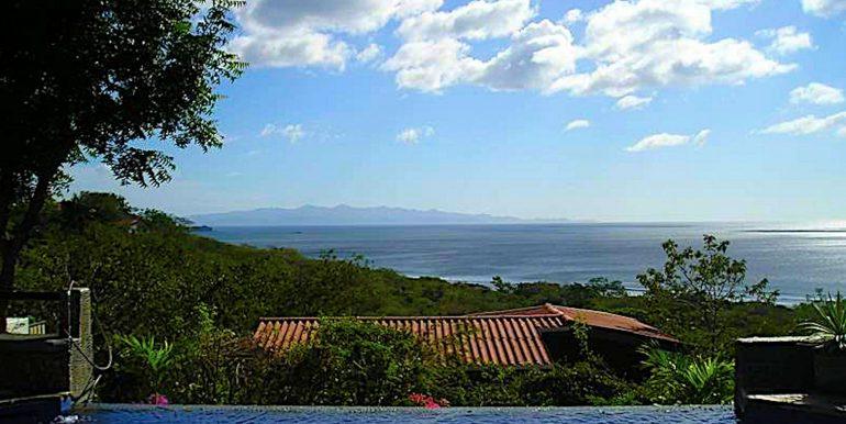 Casa Mariposa view