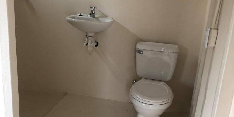 Container Hotel bathroom sink