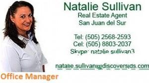 Natalie Sullivan Nicaragua Real Estate