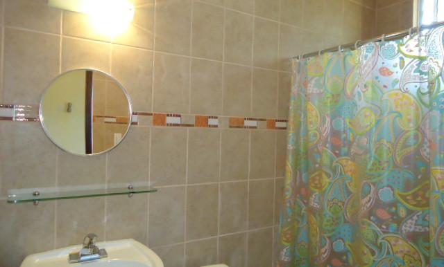 Two Story Condo Bathroom