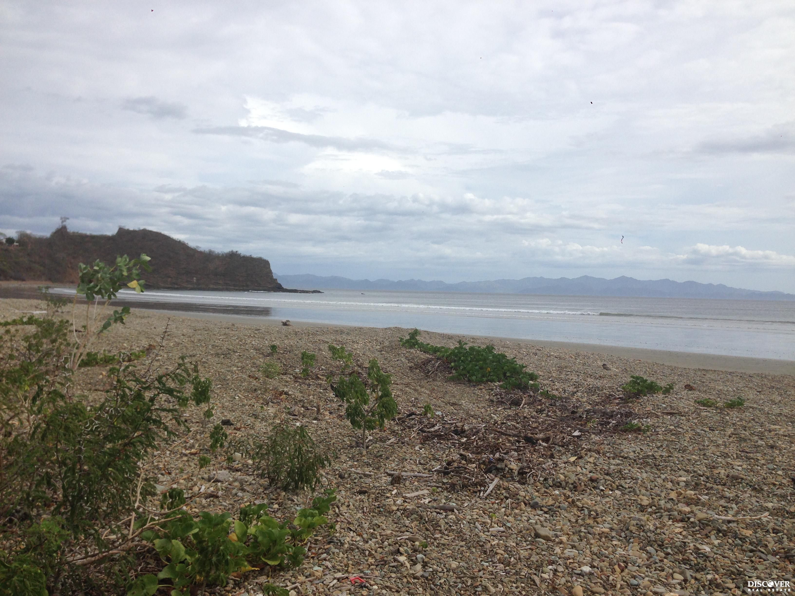 1.8 Acre El Ostional Beachfront Lot