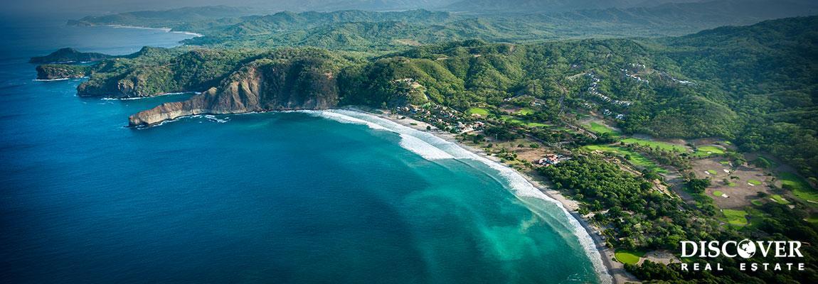 Guacalito de la Isla Lots for Sale on the Emerald Coast