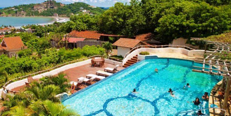 Casa Santa Rosa Pool at Pelican Eyes