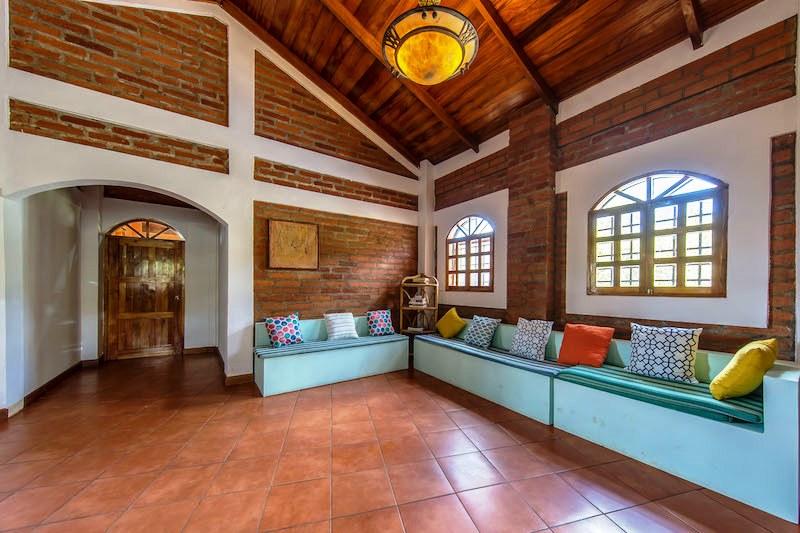 Casa Mango Lounge Area