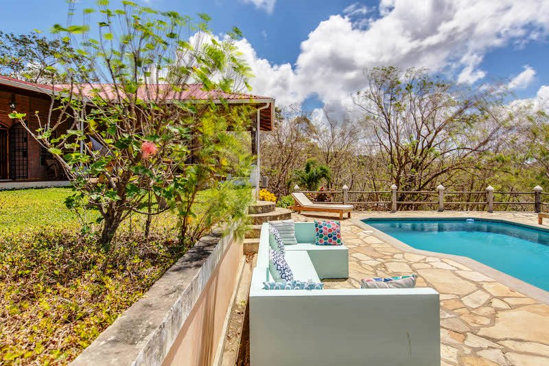 Casa Mango Pool Area
