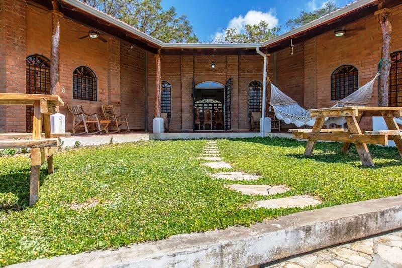 Casa Mango Back Entrance