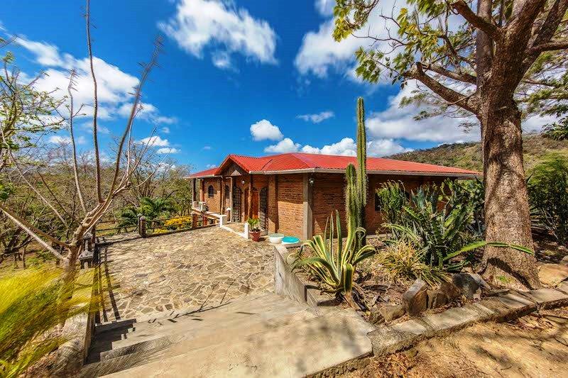 Casa Mango Entrance