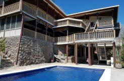 Casa el Coco Pool Area