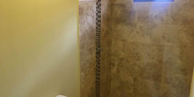 Villa San Juan Shower