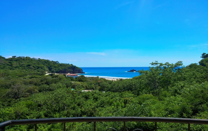 Casa Bahia 3 Railing Ocean
