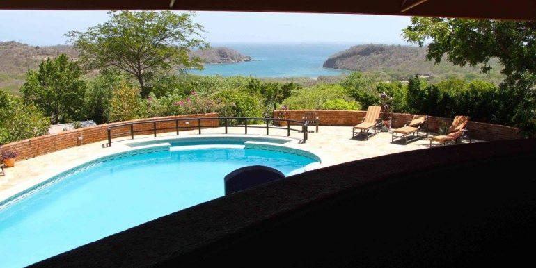 Casa Morada Pool