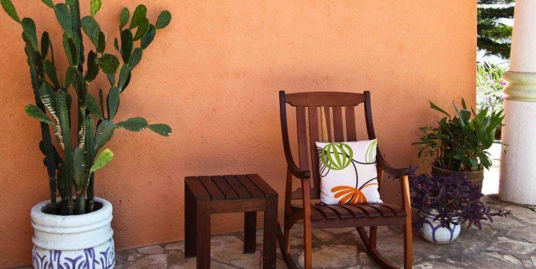 Casa Morada Seating