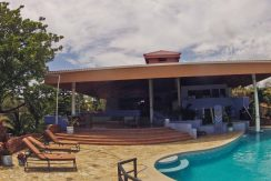 Casa Morada House and pool view