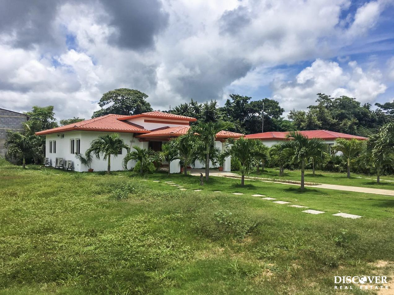 Neighboring Houses for Sale on a Large Lot in Las Delicias