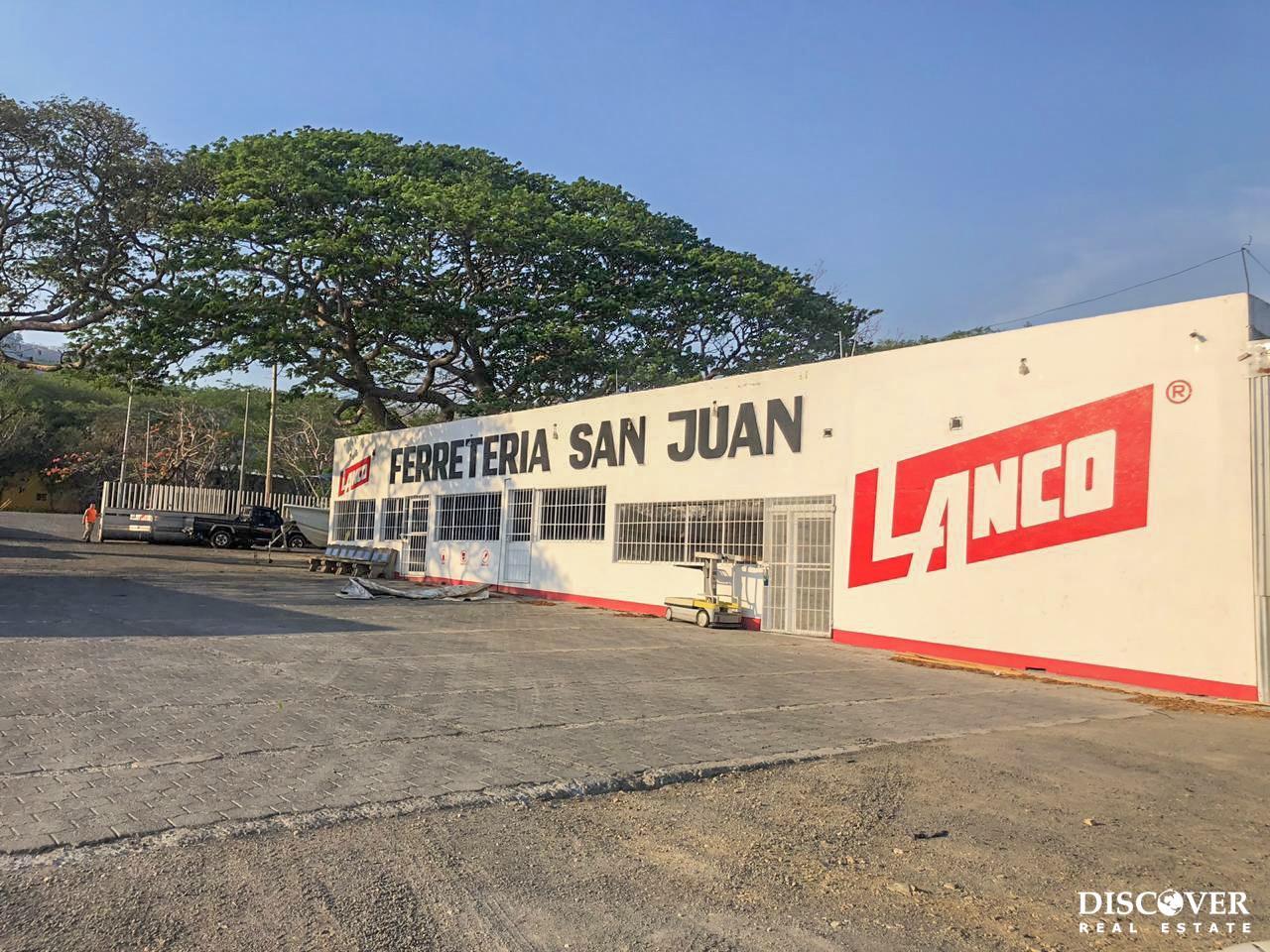 Ferretería San Juan – 2 Manzana Commercial Property for Sale