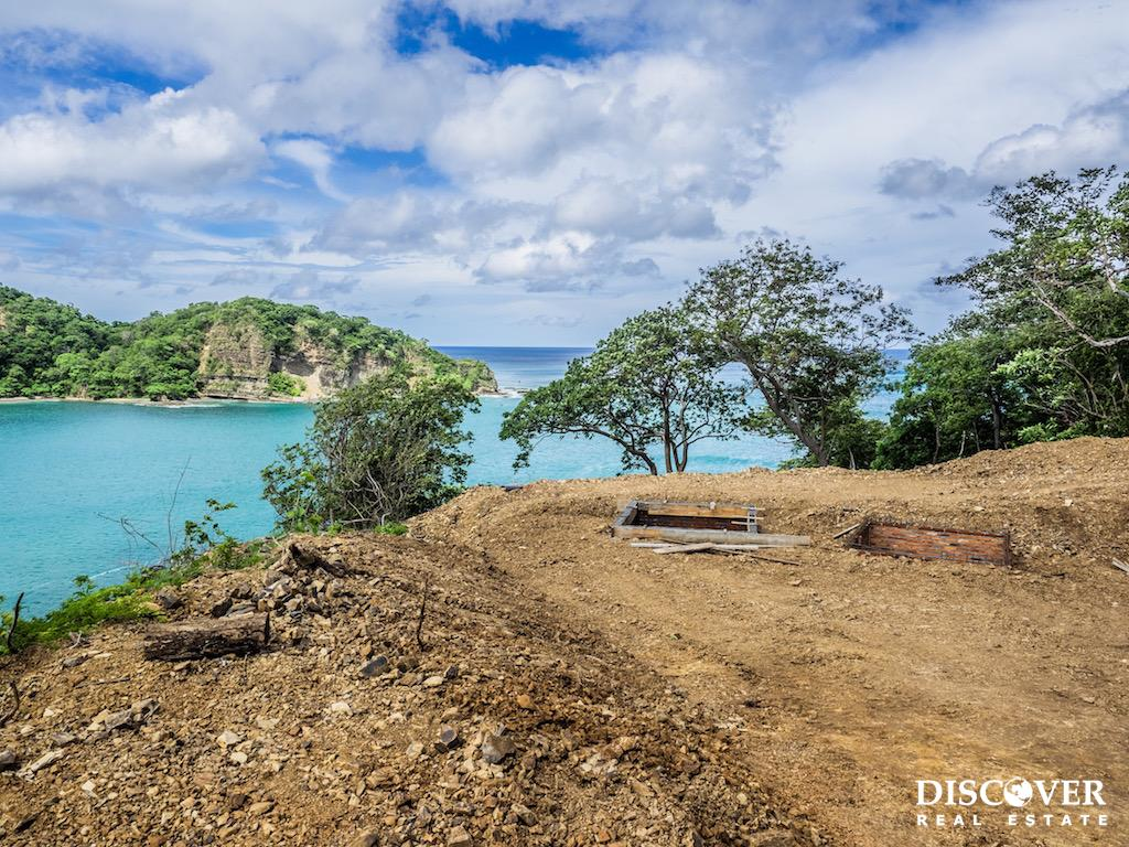 Cala Azul Ocean Front Lots For Sale in a Luxury Development