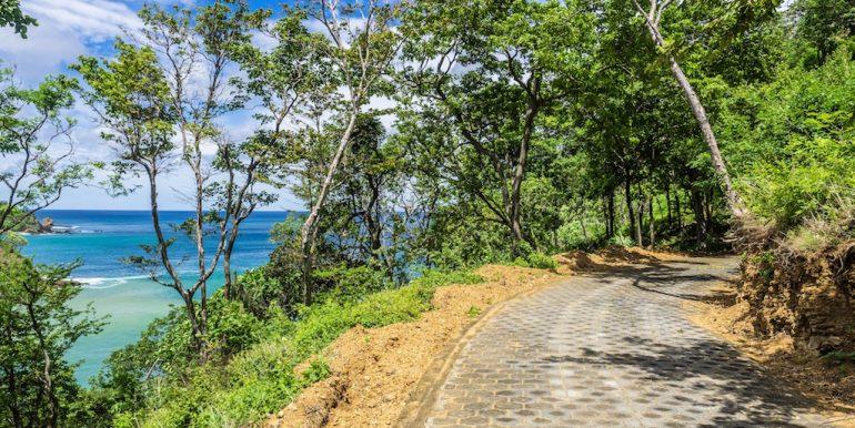 Cala Azul Road