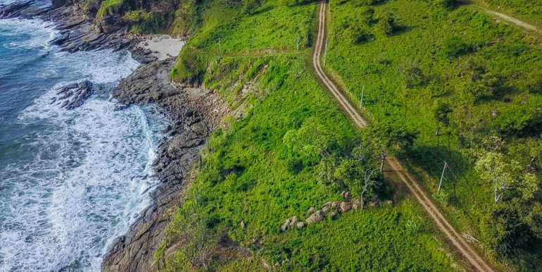 Remanso Secluded Oceanfront Lot
