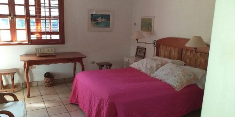 Casa Mariposa master bedroom