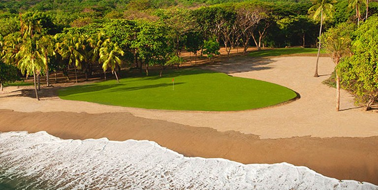 Guacalito Beach Golf
