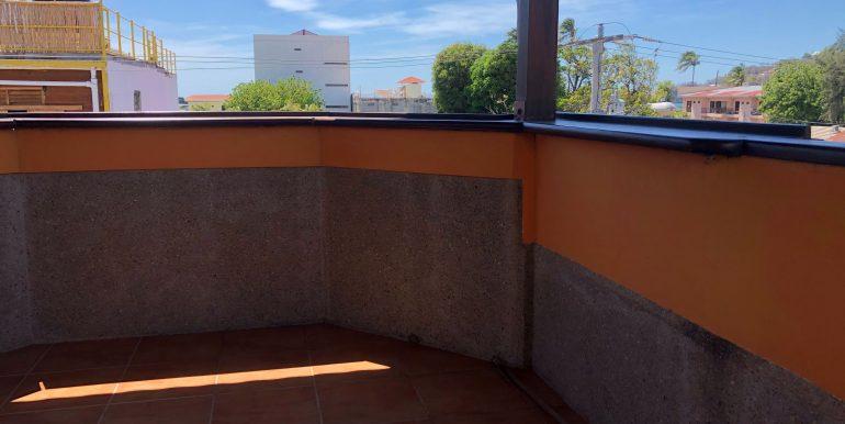 Hotel La Terracita 3rd floor patio