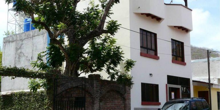Hotel La Terracita from the street