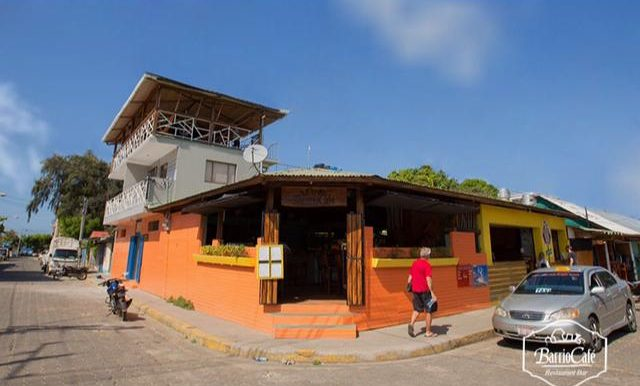 Barrio Cafe, Taco Stop, & 8 Room Hotel