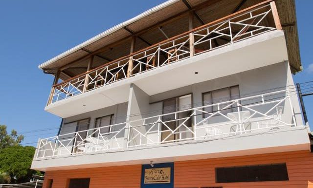 Hotel Rooms and 3rd floor terrace